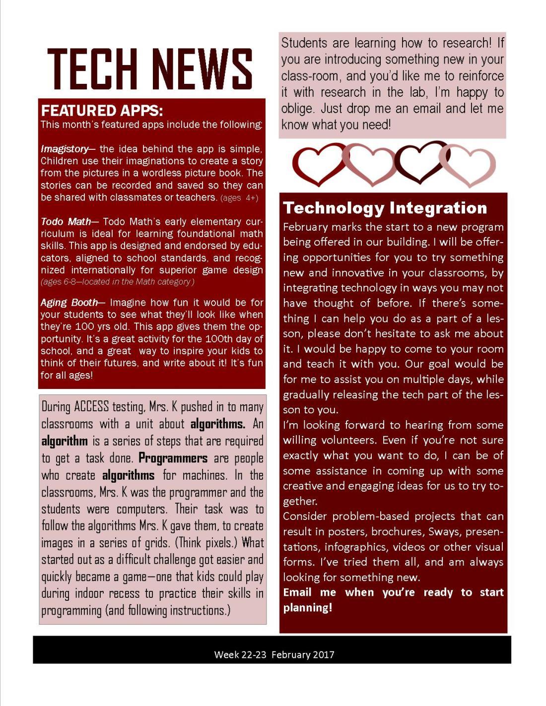 TECH NEWS 2017 - week 22-23